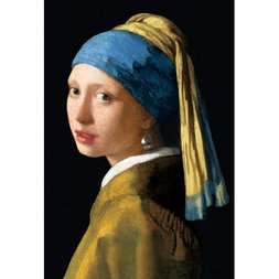 Girl with a Pearl Earring Jigsaw Puzzle
