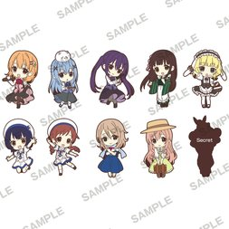 Is the Order a Rabbit?? Trading Rubber Strap Vol. 2 Box Set