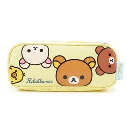 Rilakkuma Happy Life with Rilakkuma Pen Pouch