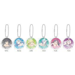 Sword Art Online the Movie: Ordinal Scale Swimsuit Acrylic Keychain Charm Collection