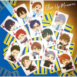 TV Anime Free! Dive to the Future Character Song Mini Album Vol. 2