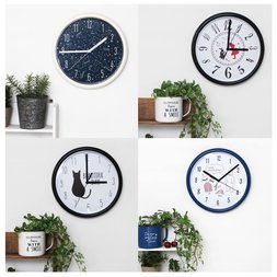 Cou Cou Minute Wall Clock