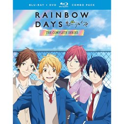 Rainbow Days: The Complete Series Blu-ray/DVD Combo Pack