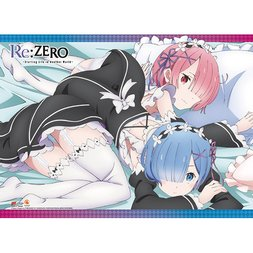 Re:Zero -Starting Life in Another World- Rem & Ram Wall Scroll