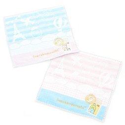 Sumikko Gurashi Oheya no Sumi de Tabikibun Mini Towels
