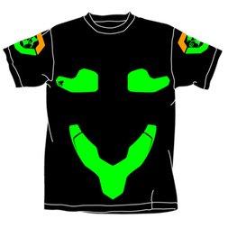 Rebuild of Evangelion Evangelion Unit-01 Black T-Shirt