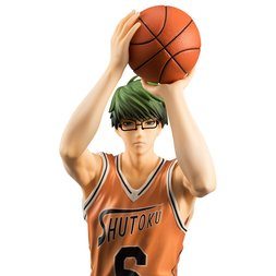 Kuroko's Basketball Shintaro Midorima Orange Uniform Ver.