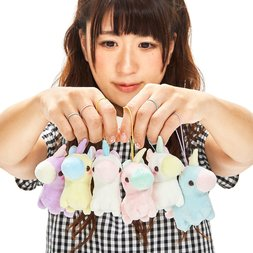 Yumekawa Unicorn 2 Plush Collection (Small)