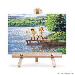 """""""Kirameki no Mizuumi"""" Chara Fine Canvas Art Board"""
