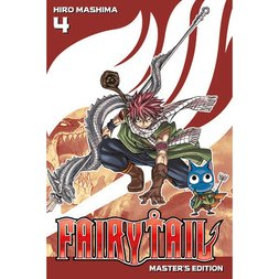 Fairy Tail Master's Edition Vol. 4