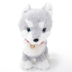 PUPS! Small Husky Plush