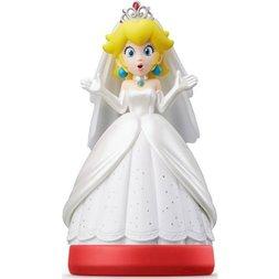 Super Mario Odyssey Peach Wedding Outfit amiibo