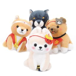 Mameshiba San Kyodai Folktale Dog Plush Collection (Standard)