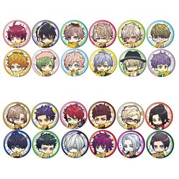 A3! Character Pin Badge Collection Box Set