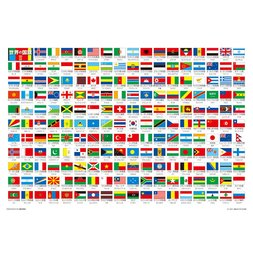 National Flags Jigsaw Puzzle