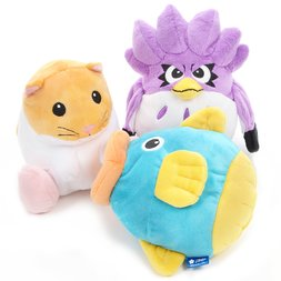 Kirby All Star Plush Collection