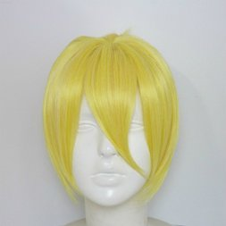 Kagamine Len Character Wig