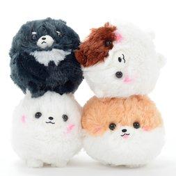 Fuwa-mofu Pometan Dog Plush Collection (Standard)