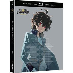 Twin Star Exorcists - Part One BD Combo Pack