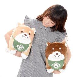 Chuken Mochi Shiba Standing Plush Collection Vol. 3 (Big)