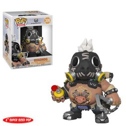 "Pop! Games: Overwatch Series 3 - 6"" Roadhog"