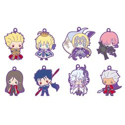 Fate/Grand Order x Sanrio Rubber Straps