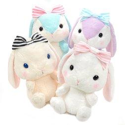 Pote Usa Loppy Dolly Rabbit Plush Collection (Big)