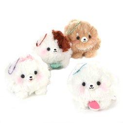 Pometan Fuse Dekita yo Dog Plush Collection (Ball Chain)