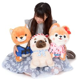 Mameshiba San Kyodai ~Festival~ Dog Plush Collection (Big)