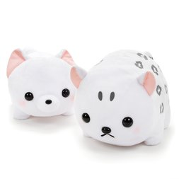 Pocket Zoo White Friends Animal Plush Collection (Big)