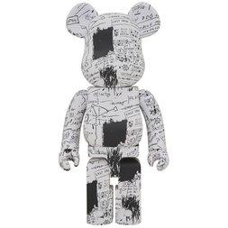BE@RBRICK Jean-Michel Basquiat No. 3 1000%