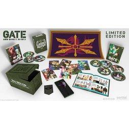 Gate Premium Box Set Blu-ray/DVD Combo