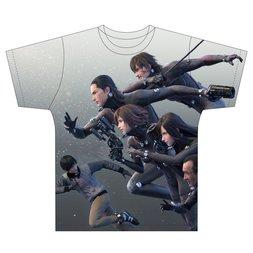 Gantz:O Full Graphic T-Shirt
