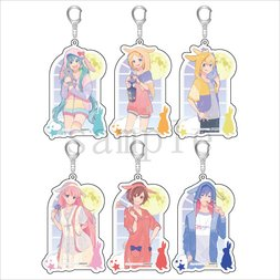 Hatsune Miku Otsukimi Party Acrylic Keychain Collection