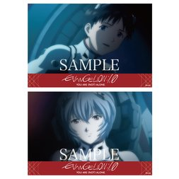 Evangelion: 1.0 Postcard Set - Characters Edition