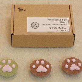 Marshmallow Shop Yawahada Creates Cat-Inspired Marshmallows! 6