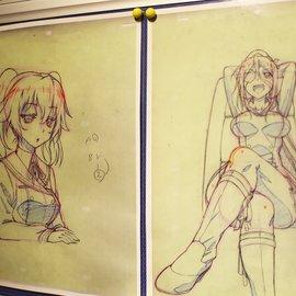 """Oniai"" Exhibition Held in Kotobukiya [1/2] 2"