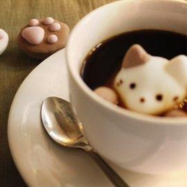 Marshmallow Shop Yawahada Creates Cat-Inspired Marshmallows! 1