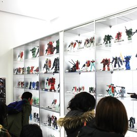 Gundam Front Tokyo: The World's Premiere Spot for Everything Gundam [1/2] 5