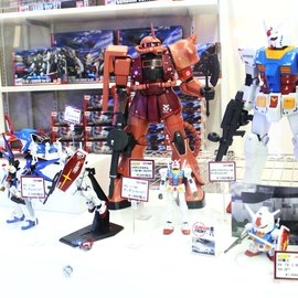 Gundam Front Tokyo: The World's Premiere Spot for Everything Gundam [1/2] 0