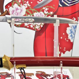 Another Wakizashi for Asuka.