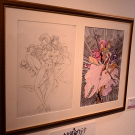 """Passion and Excitement of """"Revolutionary Girl Utena"""" Resurrected in Historical Photo Exhibition 7"""