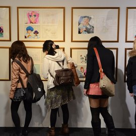 """Passion and Excitement of """"Revolutionary Girl Utena"""" Resurrected in Historical Photo Exhibition 13"""
