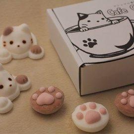 Marshmallow Shop Yawahada Creates Cat-Inspired Marshmallows! 2