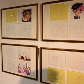 """Passion and Excitement of """"Revolutionary Girl Utena"""" Resurrected in Historical Photo Exhibition 5"""