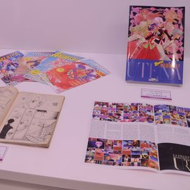 """Passion and Excitement of """"Revolutionary Girl Utena"""" Resurrected in Historical Photo Exhibition 10"""
