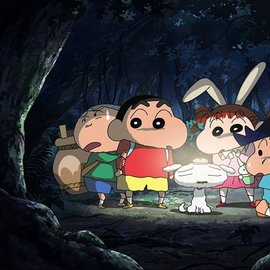 "A Sauce That Will Save the World?! ""Crayon Shin-chan: Very Tasty! B-class Gourmet Survival"" Releases 3"