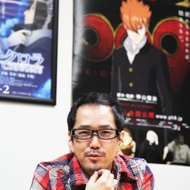"Interview with Kenji Kamiyama, Director of the Movie ""009 Re:Cyborg"" [1/4] 1"