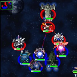 """Game App """"SD Gundam G Generation Frontier"""" Launches on App Store and Google Play 1"""