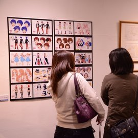 """Passion and Excitement of """"Revolutionary Girl Utena"""" Resurrected in Historical Photo Exhibition 14"""